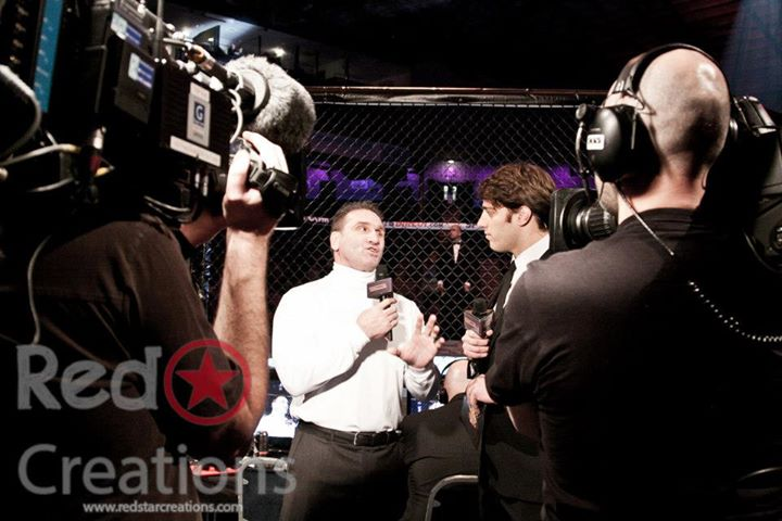 BAMMA 12 Behind The Scenes