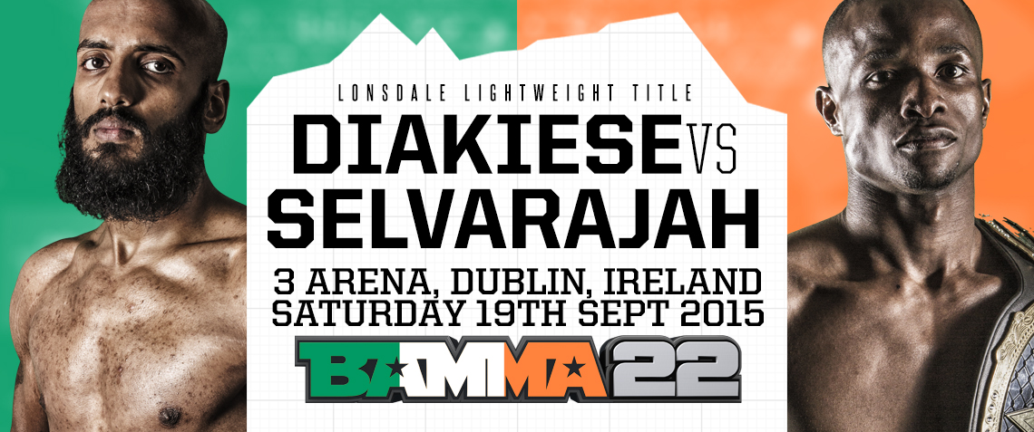 Lonsdale Lightweight Title On The Line In Dublin