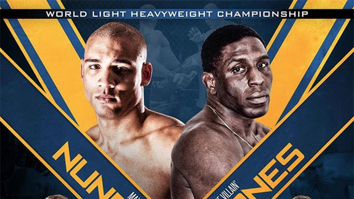 BAMMA 13 - Official Results