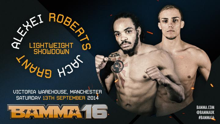 Two Lightweight Prelim bouts added to BAMMA 16 Lineup