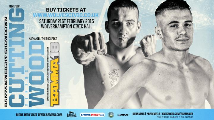 Menzies Signs, more bouts added to BAMMA 18 Lineup