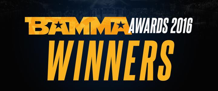 BAMMA Awards 2016