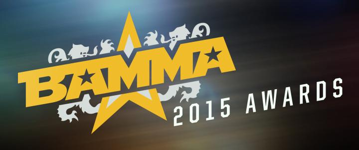 BAMMA Awards 2015 - Voting begins today!
