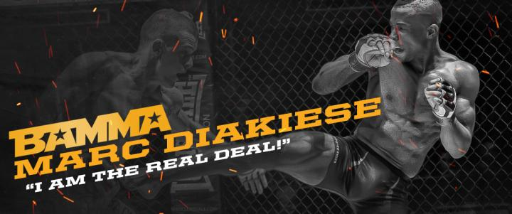 """""""I'm The Real Deal"""" - Marc Diakiese"""