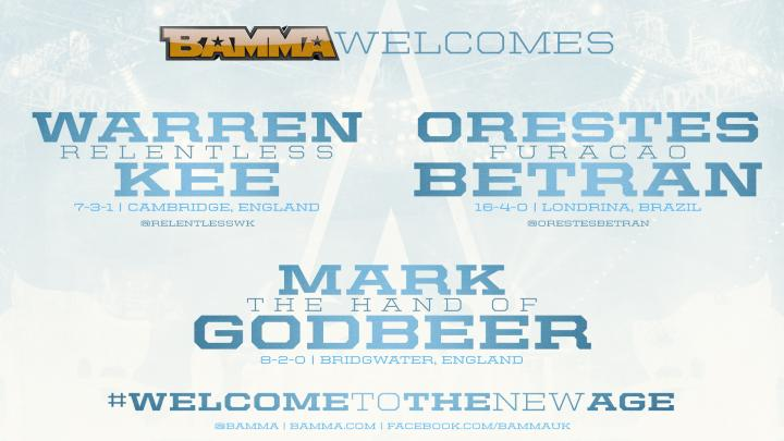 BAMMA Continues To Expand Its Roster
