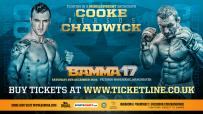 The Butcher Vs Da Crook Middleweight bout booked at BAMMA 17