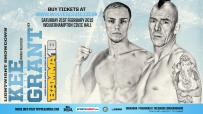 Jack Grant Vs. Warren Kee added to the BAMMA 18 Prelims