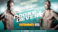 Andy DeVent Vs. Conor Cooke BAMMA Lonsdale Title Fight