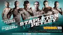 BAMMA 19 Official Results