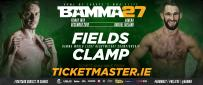 BAMMA 27 Co-Main Event Announced