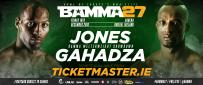 Jones Vs. Gahadza added to BAMMA 27