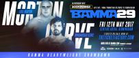 Heavyweights Gerve and Morton to meet at BAMMA 29