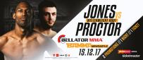Jones Vs. Proctor Added To BAMMA Newcastle