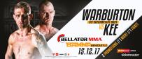 Warburton Returns To Face Warren Kee At BAMMA Newcastle