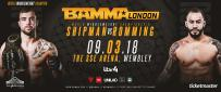 Mike Shipman Set To Defend Title At BAMMA London