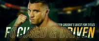 Focused & Driven: Kiefer Crosbie's Quest For Titles