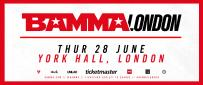 BAMMA World Cup Fight Night Announced For London!